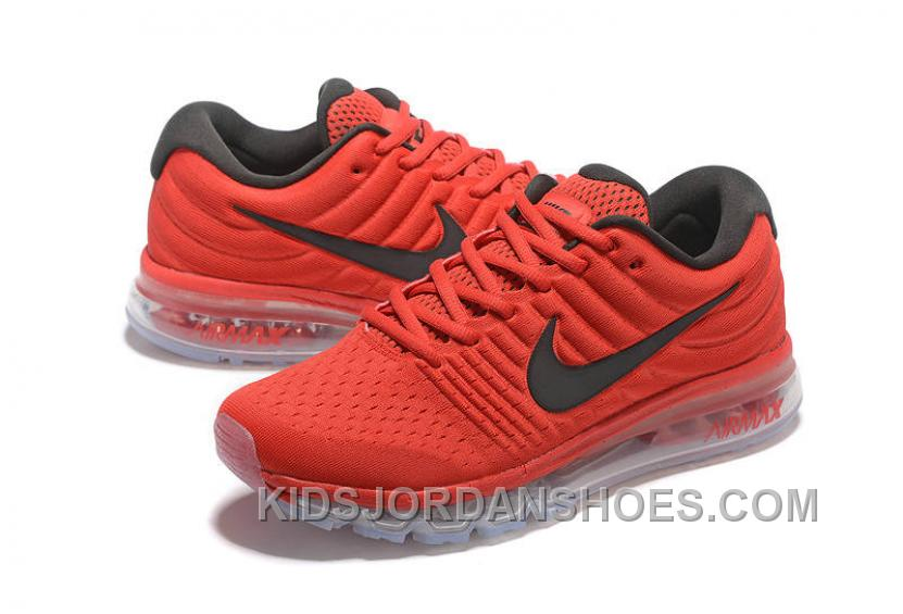 Authentic Nike Air Max 2017 Red Black Copuon Code MpS3mn