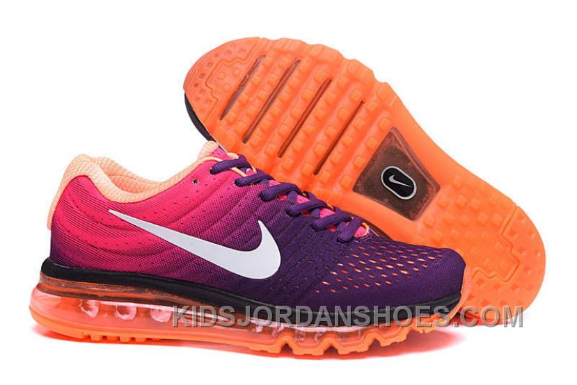Authentic Nike Air Max 2017 Purple Pink