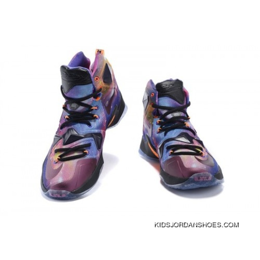2d171c0eb109d Nike LeBron 13 Kids Shoes Glow All Star Basketball Shoes Online ...